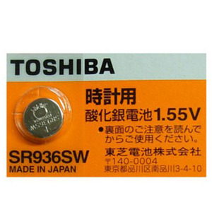 SR936SW-BP(1.55V 70mAh)To