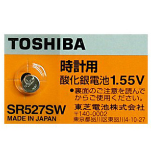 SR527SW-BP(1.55V 22.5mAh)To