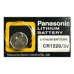 Panasonic CR1220-BP(3V 35mAh)