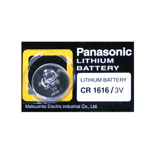 Panasonic CR1616-1BP(3V 55mAh)
