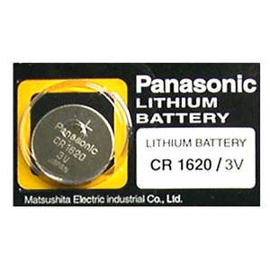 Panasonic CR1620-BP(3V 75mAh)