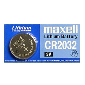 Maxell CR2032-1BP(3V 220mAh)